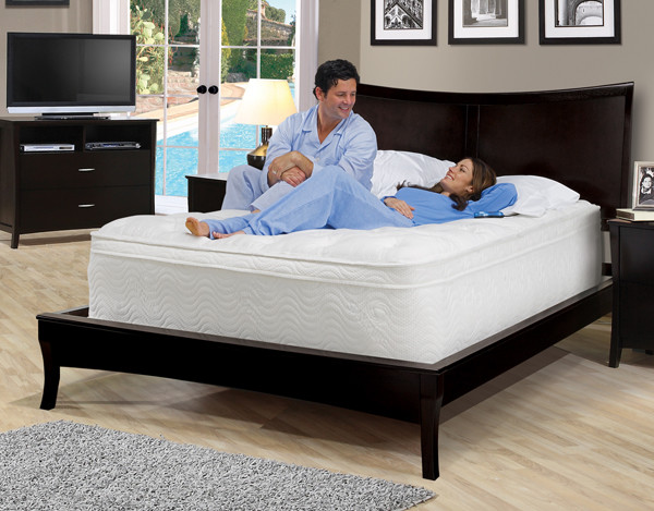 Lux Aire II dual chamber air bed