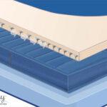 Aries 6-chamber air mattress bed