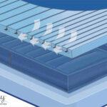 celestial 6-chamber air mattress bed